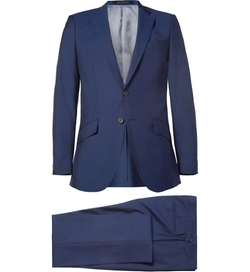 Richard James - Wool And Mohair-Blend Suit