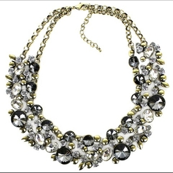 Target - Stone Collar Necklace