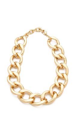 Adia Kibur  - Link Chain Necklace