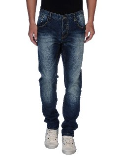 Mood Company  - Straight Leg Denim Pants