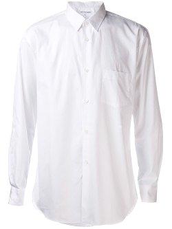 Comme Des Garçons Shirt - Classic Collar Button Down