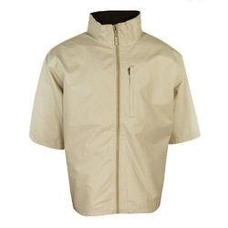 Tom Shopit - Mens Short Sleeve Golf Jacket