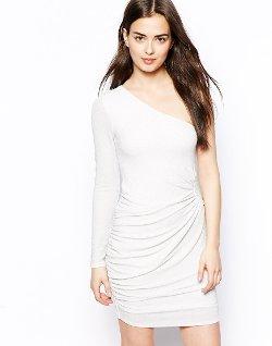 Jessica Wright  - Kyra One Shoulder Dress