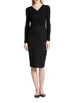 Max Mara - Calesse Jersey Dress