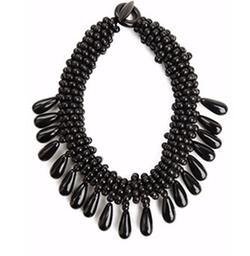 Josie Natori - Horn Cluster Necklace
