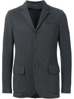 Giorgio Armani - Checked Blazer