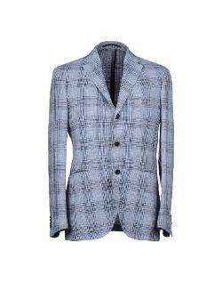 Cantarelli  - Checked Blazer