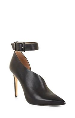 BCBGMAXAZRIA - Aced High Heel Ankle Strap Bootie