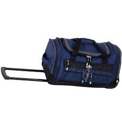Ait Luggage - 2 Wheeled Travel Duffel Bag