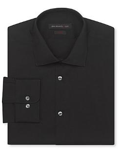 John Varvatos USA - Solid Dress Shirt
