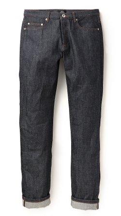 A.P.C. - New Standard Indigo Jeans