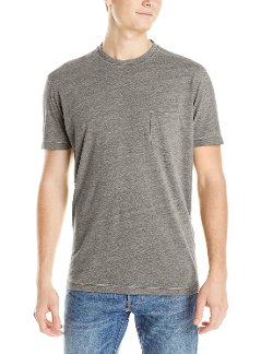 Agave -  Roseburg Short Sleeve Crew Neck Pocket Tee Shirt