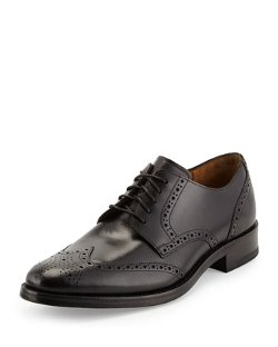 Cole Haan  - Madison Wing Tip Oxford Lace-Up Shoes