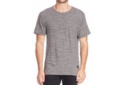 Rag & Bone - Jaspe Crewneck Cotton T-Shirt