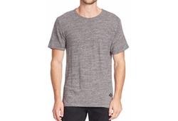 Rag & Bone - Jaspe Crewneck Cotton T-Shirt