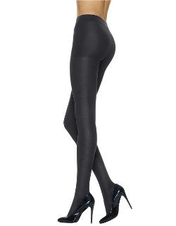 Hanes  - Sheer Blackout Convertible Tights