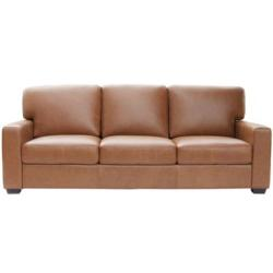 Leather Possibilities  - Track-Arm Sofa Collection