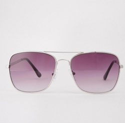 Jeepers Peepers - Square Aviator Sunglasses