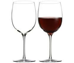 Waterford  - Bordeaux Pair Wine Glass
