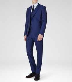 Reiss - Peak Lapel Suit