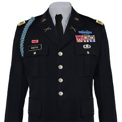 USA Military Medals - Army Service Uniform (asu) Male Dress Coat