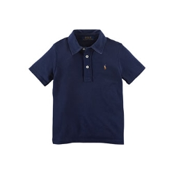 Ralph Lauren Childrenswear -  Cotton Featherweight Polo Shirt