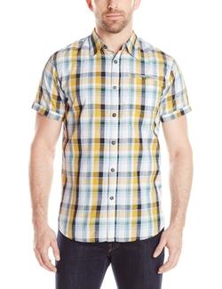 Dakota Grizzly  - Cody Short Sleeve Plaid Shirt