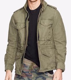 Denim & Supply Ralph Lauren  - Dobby Field Jacket