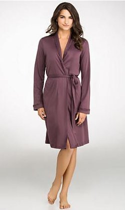 Hanro - Queens Knit Robe