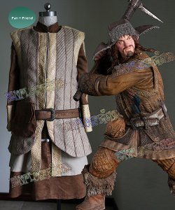 Fanplusfriend Cosplay - Cosplay Bofur The Dwarf Costume Outfit