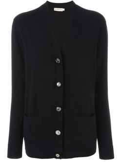 Tory Burch   - V-Neck Cardigan