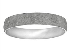 Finejewelers - Stainless Steel with White Glitter Bracelet