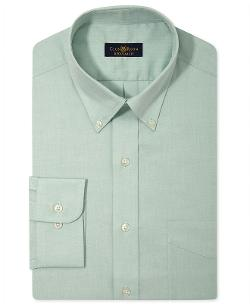 Club Room  - Estate Big and Tall Mint Dress Shirt