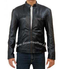 Desert Leather - New Aaron Taylor Johnson Godzilla Jacket
