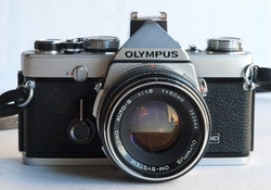 Olympus - 35mm Film Camera