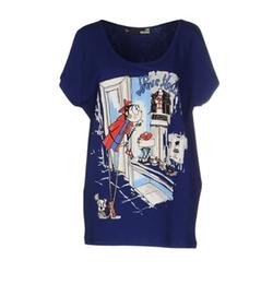Love Moschino - Print T-Shirt