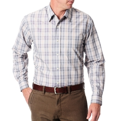 Haggar - No-Iron Button Down Sport Shirt
