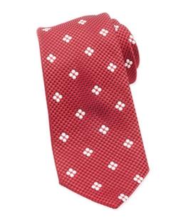 Tom Ford  - Floral-Print Tie