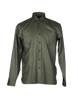 Alexander Olch New York  - Two Pocket Button Down Shirt