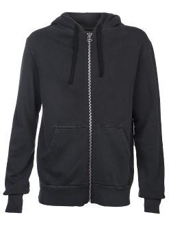 THE/END  - zip hoodie