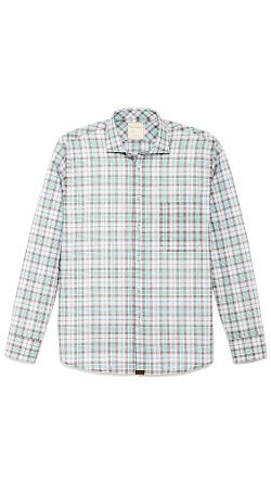 Billy Reid  - John T Plaid Shirt