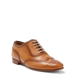 Ralph Lauren - Quintin Vachetta Oxford Shoes