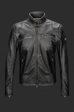 Matchless - Osborne Vent Blouson Leather Jacket