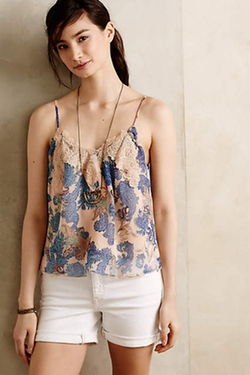 Twelfth Street by Cynthia Vincent - Parisa Silk Cami Top