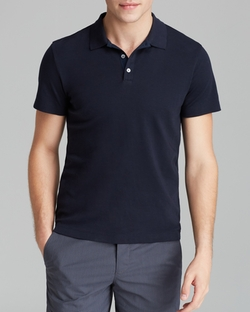 Theory - Boyd Census Slim Solid Pique Polo Shirt