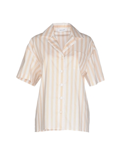 Mauro Grifonie - Striped Short Sleeve Shirt
