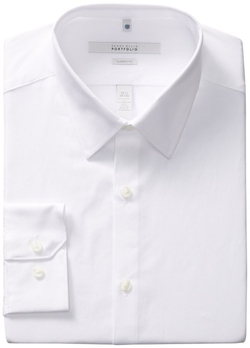 Perry Ellis - Portfolio Solid Dress Shirt