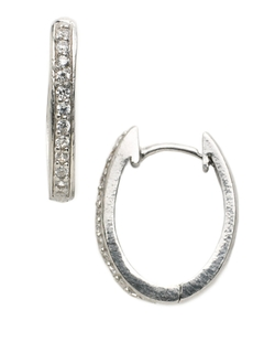 Lord & Taylor - Hoop Earrings