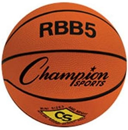 Champion - Heavy Duty Pro Rubber Basketballs