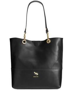 Emma Fox - Jutland Leather North South Tote Bag
